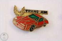Corvette Trans AM - Pin Badge #PLS - Corvette