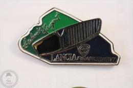 Lancia Financement - Advertising  Pin Badge #PLS - Otros
