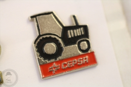 Cepsa Tractors - Advertising Pin Badge #PLS - Pin