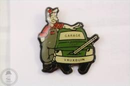 Garage Lay Vauxbuin - Advertising Pin Badge #PLS - Otros