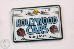 Hollywood Cars, California - Pin Badge #PLS - Otros