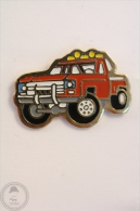 Pick Up Truck - Pin Badge #PLS - Otros