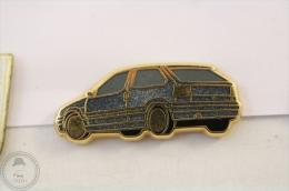 Seat Ibiza, Golden & Grey Colour - Signed Starpins - Pin Badge #PLS - Pin