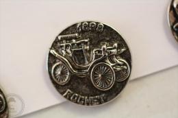 Old 1898 Rochet Classic Chromed Car - Pin Badge #PLS - Otros
