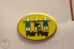 UEFA Football Fair Play - Pin Badge #PLS - Football