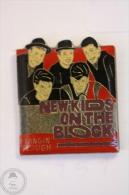 New Kids On The Block Music Band - Hangin´ Tough - Pin Badge #PLS - Música