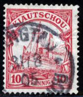 GERMAN KIAUTSCHOU BAY (CHINA) - 1901 - Mi 7 - Colony: Kiauchau