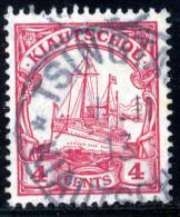 GERMAN KIAUTSCHOU BAY (CHINA) - 1909 - Mi 30 - Colony: Kiauchau