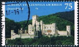 Allemagne Fédérale - Château De Stolzenfels 2871 (année 2014) Oblit. - [7] Federal Republic