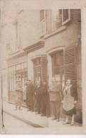 BOURBONNE-les-BAINS : (52) Souvenir De  Bourbonne Maria  Au Dos CARTE PHOTO - Bourbonne Les Bains