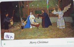 Télécarte  JAPON * NOËL  * MERRY CHRISTMAS * Phonecard JAPAN (1767) TK  WEIHNACHTEN  * KERST NAVIDAD * - Natale