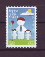 Father's Day 2014 MNH Lebanon Stamp Stamps,  Timbre Liban - Lebanon