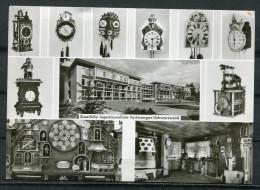 """CPM Photo AK Germany,Allemagne Uhrmacherei 1970 """"Historische Uhrensammlung Furtwangen/Schwarzwald """"1 Karte Used. - Uhrmacherei"""