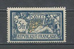 FRANCE 1900  N° 123 * Trace De Charnière Neuf = MH  TTB  Cote  100 €  Type Merson - France