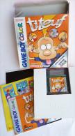 JEU NINTENDO GAME BOY Color TITEUF - En Boîte Avec Livret (2) - Nintendo Game Boy