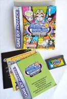 JEU NINTENDO GAME BOY ADVANCE WARIO WARE, INC -  En Boîte Avec Livret Et Poster - Nintendo Game Boy
