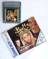 JEU NINTENDO GAME BOY Color - BUFFY THE VAMPIRE SLAYER  Avec Livret - Nintendo Game Boy
