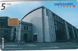 SWITZERLAND - Hauptbahnhof/Zurich, Chip Siemens 35, 03/98, Used - Suisse