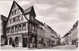CPSM - PF - Alzey - Rheinhessen - Beim Fischmarkt - Alzey