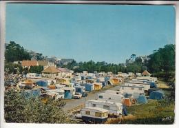 CAMPING CARAVANING - VEULETTES SUR MER 76 :  Camping - Bon Plan Caravanes - CPSM GF - Vendée - France