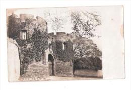 RP BEESTON CASTLE  LODGE Nr Tarporley Cheshire Unused - England