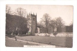 RP POTT SHRIGLEY CHURCH BOLLINGTON NR MACCLESFIELD Cheshire Unused - England