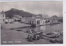 CARD GOLFO ARANCI PORTO   (SASSARI)  -FG-V-2- 0882-20946 - Italie
