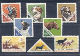 140013663  RUMANIA  YVERT  Nº  2185/92  **/MNH - 1948-.... Republics