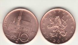 CZECH REP.new Krone 10 Kr...< 2014 >... - Czech Republic
