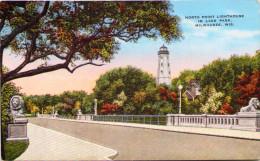 North Point Lighthouse In Lake Park - Milwaukee, Wisconsin - Milwaukee