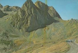 Pyrenees Route De La Mongie Col Du Tourmalet Citroen DS ID Seule - France
