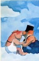 "ILLUSTRATEUR    /  L 37   "" HELME  HEINE  1981   ""  ED . GALLIMARD  N° A 51124   CPM / CPSM  10 X 15   TBE - Illustrateurs & Photographes"