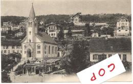 TRES RARE ! BIEL - BIENNE: Christkatholische Kapelle (Eglise Catholique) Neuve - BE Berne