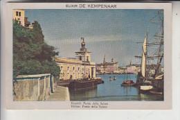 I 30100 VENEZIA / VENEDIG, Punta Della Salute, Miethe Aufnahme, Ca. 1905, Elixir D'Kempenaar - Venezia (Venedig)