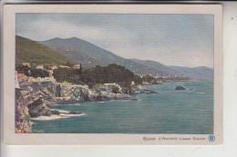 I 16100 GENOVA / GENUA - NERVI, Miethe Aufnahme, Ca. 1905, Elixir D'Anvers - Genova