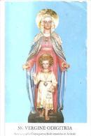 79121)santino Ss. Vergine Odigitria - Religion & Esotericism