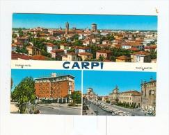 CARPI,vedute-1966 - Reggio Emilia
