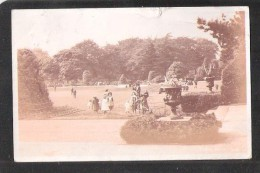 RP Macclesfield West Park ? SAXON SERIES POSTED MACCLESFIELD 1911 - England