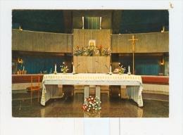 SIRACUSA,Santuario Madonna Delle Lacrime,la Cripta,altare-1973 - Siracusa
