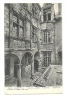 Cp, 45, Orléans, Maison Agnès Sorel, Musée Jeanne D'Arc, Galerie, Escalier De Pierre - Francia