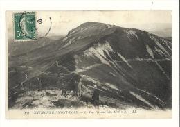 Cp, 63, Env. Du Mont-Dore, Le Puy Ferrand, Voyagée 1910 - Le Mont Dore