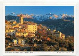FRANCE - AK 200983 Alpes-Maritimes - Bergdorf Le Broc - Autres Communes