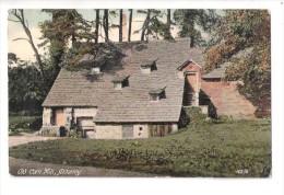 Old Corn Mill Alderley Edge Nr. Macclesfield USED POSTCARD - England