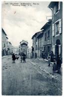CPA 1919 ANIMEE ST MARCELLIN  RUE DU FAUBOURG VINAY - Saint-Marcellin