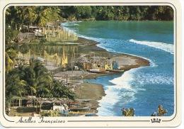 Antilles Françaises : Village De Pêcheurs N°5623 (ed Sodipresse Fort De France) - Altri