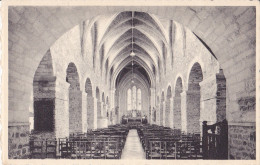 KORTESSEM : Binnenzicht Der Kerk - Kortessem