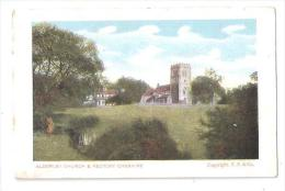 ALDERLEY CHURCH AND RECTORY CHESHIRE - England