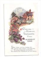 ALDERLEY EDGE CHESHIRE W & K LONDON EC COPYRIGHT USED - England