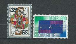 1975 Netherlands Complete Set Mixed Issue Used/gebruikt/oblitere - Periode 1949-1980 (Juliana)