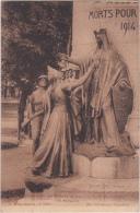 14 / 6 / 191  - SAINT  DIÉ  ( 88 )  MONUMENT  AUX  MORTS - Saint Die